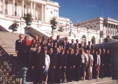 USJC GALS Capitol 2000